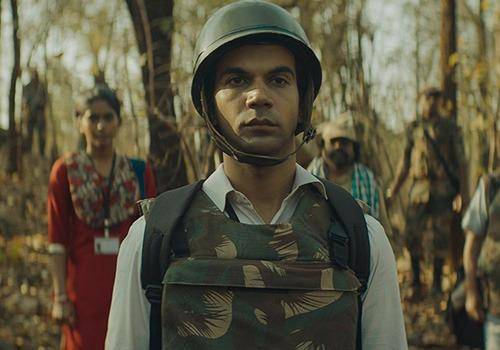 Rajkummar Rao got many awards for his movie newton