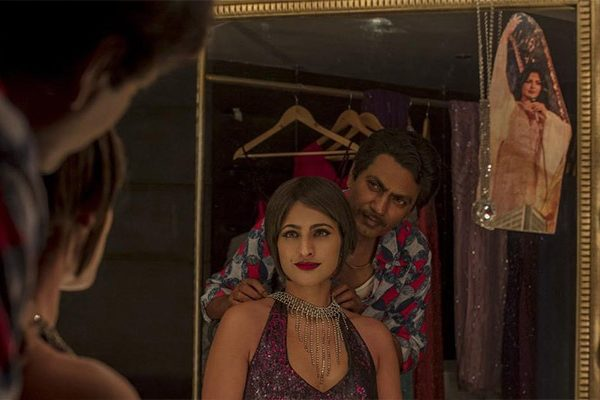 Sacred games was the first television series to show transgender love in big screen