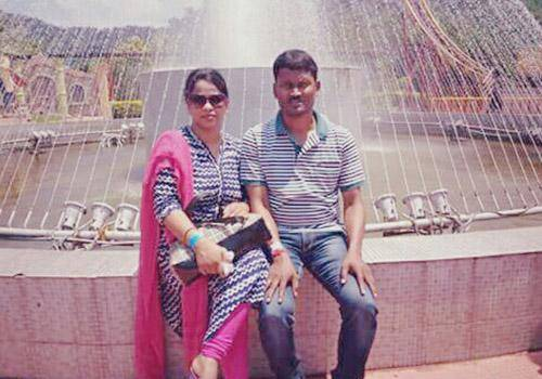 Among all arranged marriage stories ours was unique