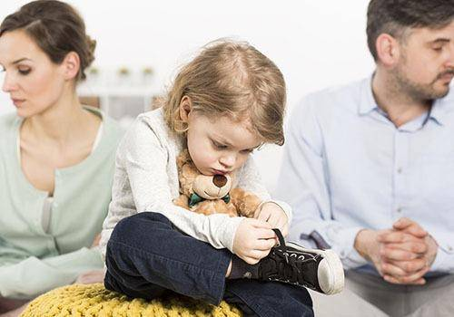 children custody is mutually decided. procedure for uncontested divorce is easier