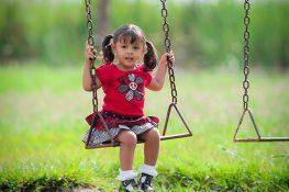 Children deal with difficult situations easily. This child taught me something about divorce