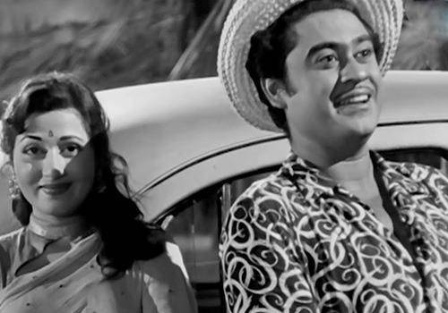 Kishore Kumar was both singer and actor