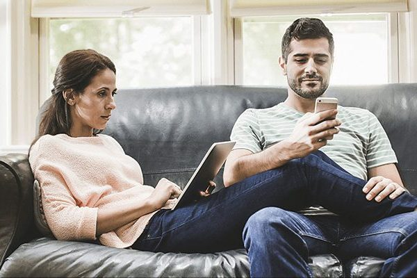 Technology and relationships go hand in hand in today's world