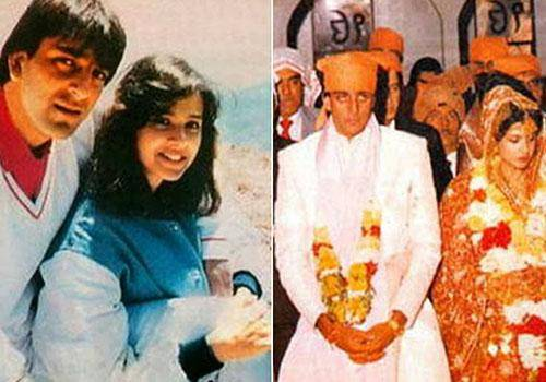 The remarkable women in Sanjay Dutt's life.