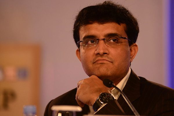 Sourav Ganguly renowed former indian cricketer