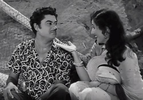 Kishore Kumar & Madhubala did lots of film together