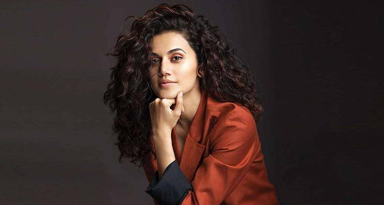 Taapsee Pannu is an emerging Bollywood actress with her strong selection of movies