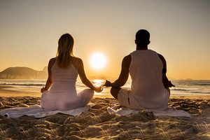 meditation helps in healing relationships