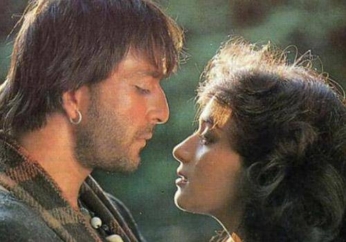 sanjay and madhuri. The remarkable women in Sanjay Dutt's life.