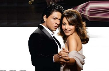 shahrukh Khan and gauri are also scorpio