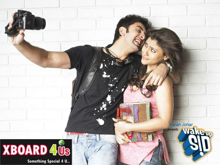 Poster from Wake Up sid