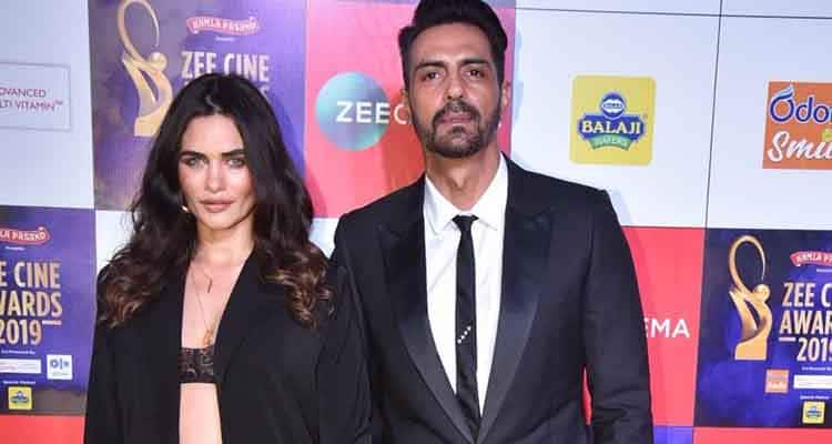 Arjun Rampal got out f his relationship problems and is now having a baby with his girlfriend Gabriella Demetriades