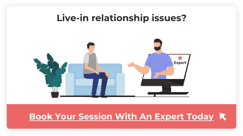 live-in relationship issues
