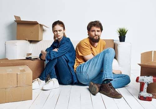 When moving with your boyfriend realty can be different