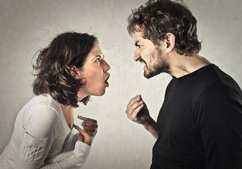 fighting a little bit with partner is also a stage of relationship