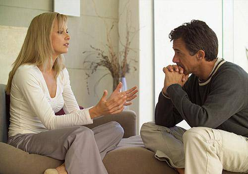 you have to listen to your partner to have a successful relationship