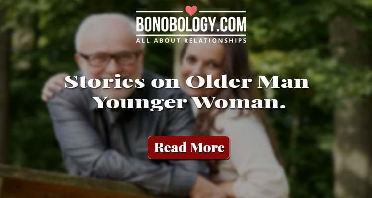 Man older why a want woman an would younger 4 Questions