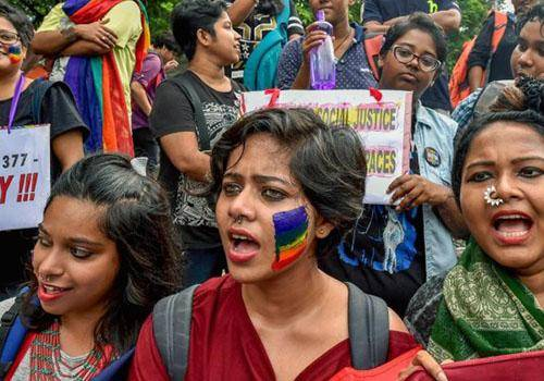 legal rights of the LGBTQ community in India.