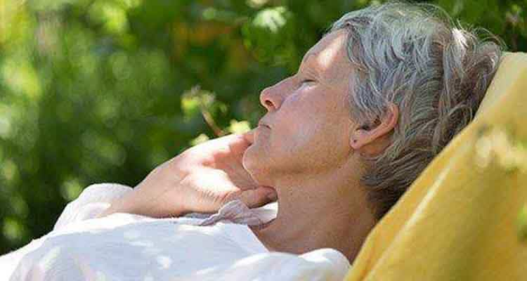 Change in sleeping habits and pattern