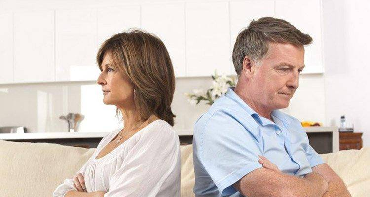 Signs your spouse is going through a midlife crisis