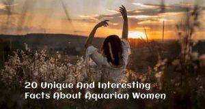 20 Unique And Interesting Facts About Aquarian Women