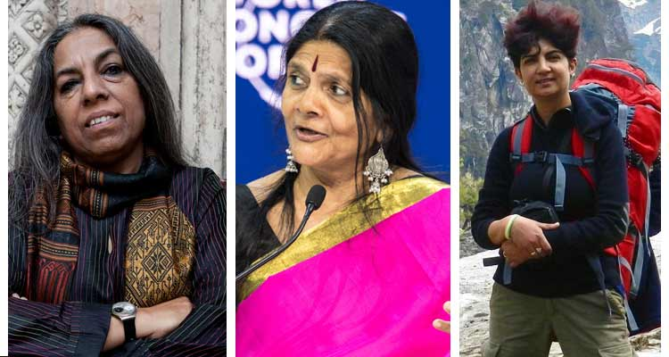 The real women of India