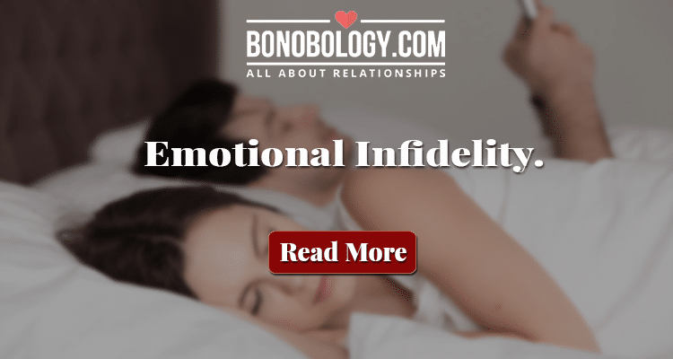 Affairs emotional stages of 4 Stages