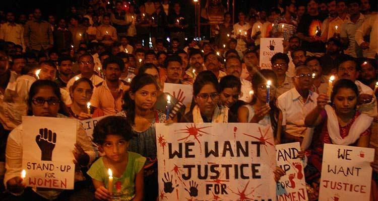 psychology of rape in India