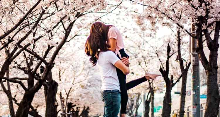 Relationship Is Beautiful And Fleeting Like Cherry Blossom