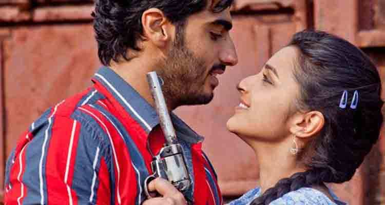 Parineeti and Arjun Kapoor