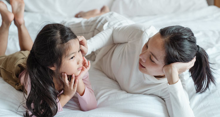 Keep Communicating with stepchildren