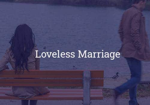 Online Loveless Marriage Counselling