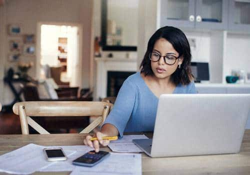 Avoid financial conflicts by budgeting
