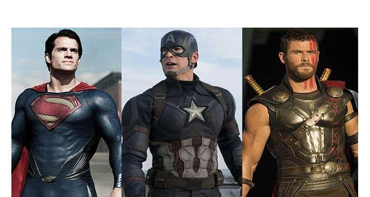 Hottest Superheroes We Are Crushing On