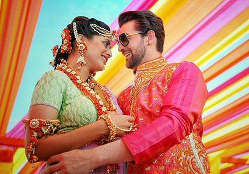 Neil Nitin Mukesh and Rukmini Sahay