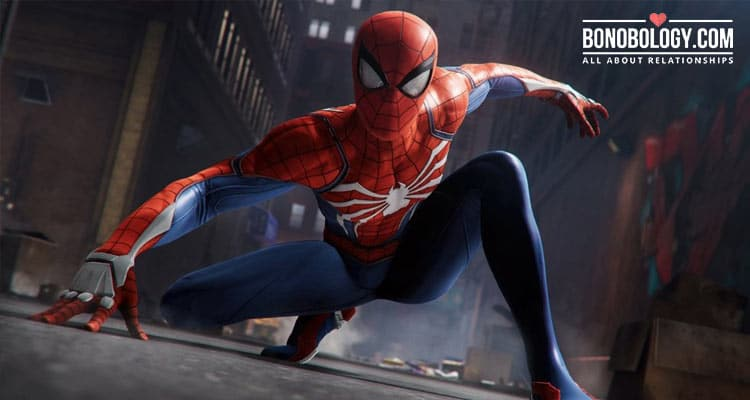 Spiderman - Chocolate boy looks and fearless personality