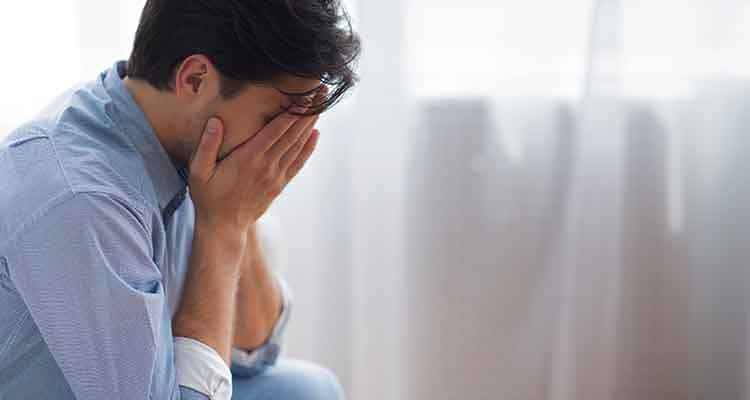 Hurt breakup men a do after Out Of