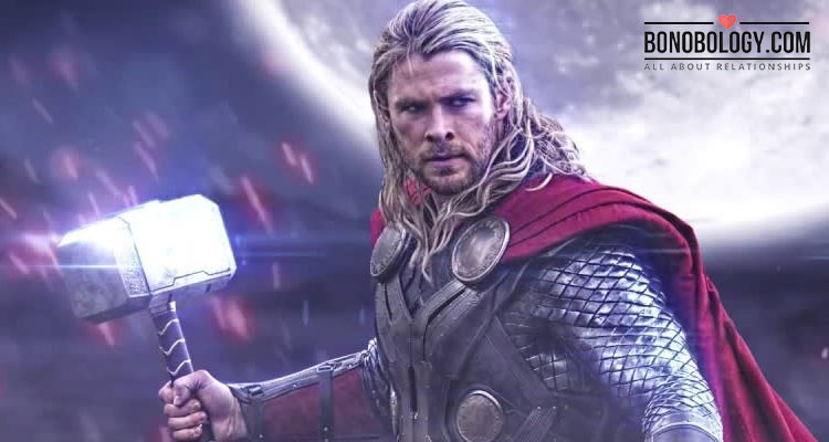 Thor - Raw sex appeal