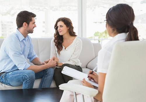 Counselling can improve communication