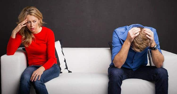 Infidelity in a Marriage