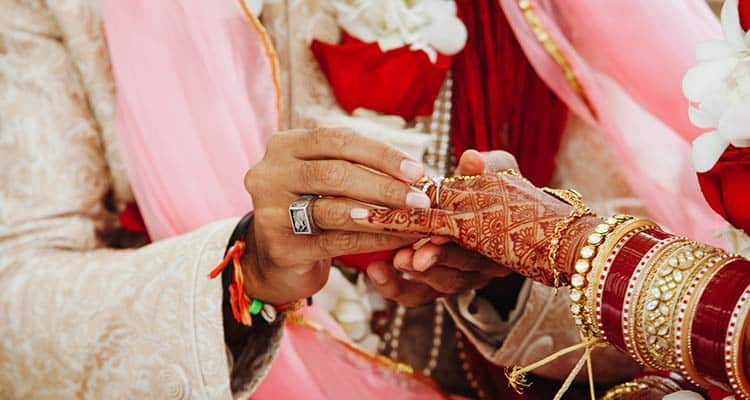 arranged marriage love story