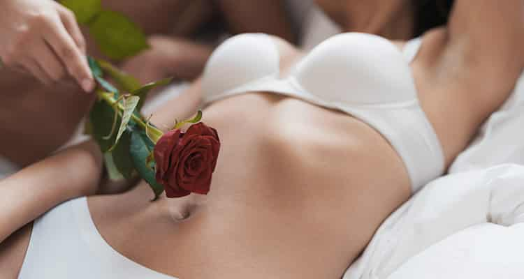 Concentrate on the foreplay and the bonding and enjoy the whole process.