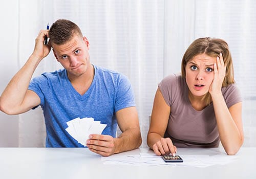 Financial Stress Is Killing My Marriage