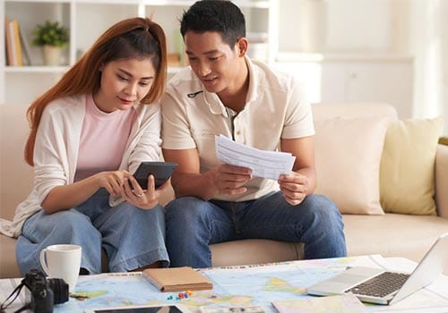 Sharing Expenses In A Relationship should be done naturally