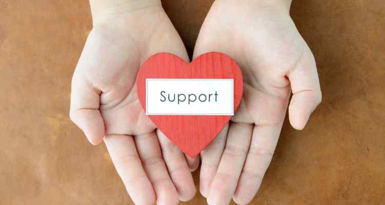 support and understanding