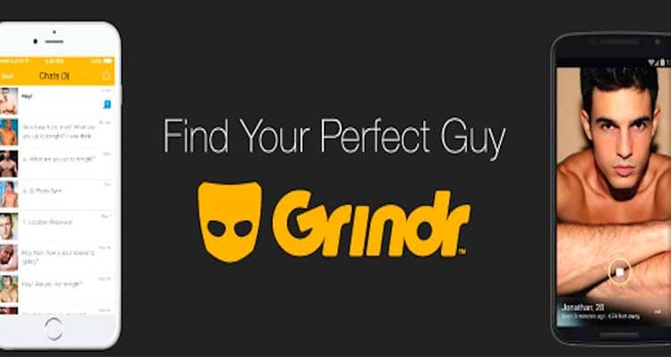 Grindr is for LGBTQ community