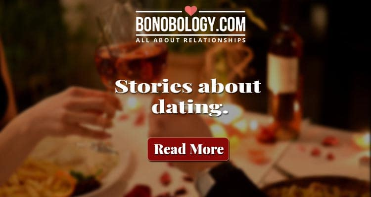 stories about dating
