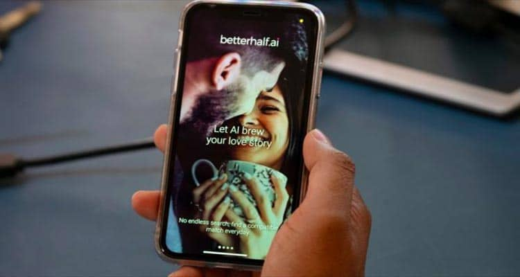 Indian matchmaking is like a dating app