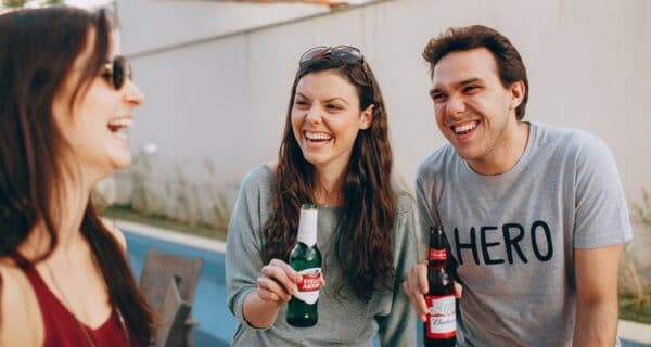 Tips on how to keep your husband happy - buy him beer