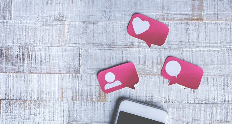 Feature social media gifts